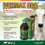 Asvet presenta Ivermax Oro Solución Inyectable