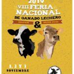 Lanzamiento de la VIII Feria Nacional de Ganadería de Leche de Raza Holstein y Brown Swiss