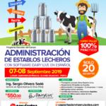 Curso Taller 100% Práctico: Administración de Establos Lecheros con Software Dairy Live en Español
