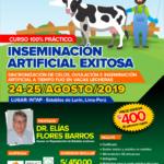 Curso 100% Práctico: Inseminación Artificial Exitosa - Sincronización de Celos, Ovulación e IATF en Vacas Lecheras