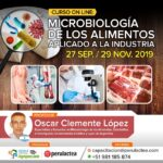 Curso On Line: Microbiología de los Alimentos Aplicado a la Industria