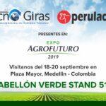 TecnoGiras y Perulactea presentes en Expo Agrofuturo 2019