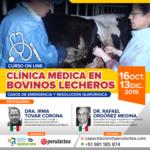 Curso On Line: Clínica Médica en Bovinos Lecheros