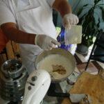 Helado sabor a cuy se vende en Quito