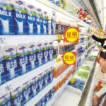 El mercado chino de lácteos, camino a ser el N° 1 del mundo