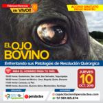 EN VIVO: El Ojo Bovino - Enfrentando sus Patologías de Resolución Quirúrgica