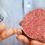 Con bioimpresión, logran producir carne en el espacio