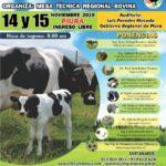 Programa: III Congreso Regional de Ganadería Bovina