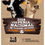 VIII Feria Nacional de Ganado Lechero Holstein y Brown Swiss