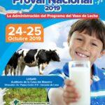 XXI Proval Nacional 2019: La Administración del Programa del Vaso de Leche