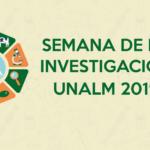 Semana de la Investigación UNALM 2019