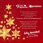 Perulactea y Escuela Virtual Agropecuaria Les Desea Feliz Navidad y Prospero Año Nuevo 2020