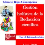 Libro: Teoría de la Gestión del conocimiento científico en la Redacción científica.