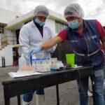 Ecuador Realizó Controles Sanitarios de Suero Lácteo en sus Provincias de Sierra