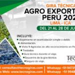 Gira Técnica: Agro Exportación Perú 2020
