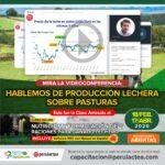 Videoconferencia: Hablemos de producción Lechera sobre Pasturas