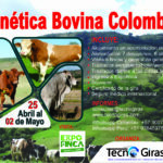 Gira Genética - Bovina Colombia 2020