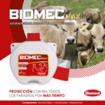 Biomec Max, protección por más tiempo