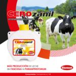 Cerozanil, más producción de leche