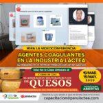 CLASE MAGISTRAL - Webinar: Agentes Coagulantes en la Industria, su impacto en el Perfil de Maduración de los Quesos