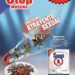 """Laboratorio Asvet presenta: Stop Moscas """"El Original"""""""