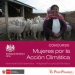Reino Unido y Minam premiarán a mujeres con iniciativas ambientales
