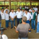 Fortalecimiento de acciones impulsarán ganadería y agricultura en Huánuco
