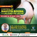 Curso On Line: Control de Mastitis Bovina y Calidad de Leche