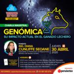 Webinar - Gratuito: Genómica - su impacto actual en el ganado lechero