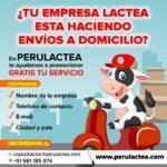 Perulactea te ayuda a Promocionar tus Servicios