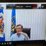 Ministros de Agricultura de Bolivia, Chile, Colombia, Ecuador, México y Perú realizan coordinaciones ante emergencia sanitaria