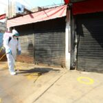 MINAGRI desarrolla jornada de desinfección en mercado Caquetá