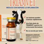 Laboratorio Asvet presenta Triamvet Suspensión Inyectable