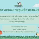 Taller Virtual: Pequeño Granjero