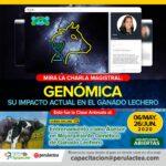 Videoclase: Ing. Diana Cunliffe nos habla del impacto actual de la Genómica en el Ganado Lechero