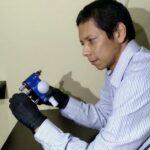 Ingenieros peruanos fabrican respiratorios para pacientes COVID-19 y lo ofrecen gratis a hospitales del país