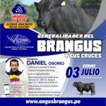 Webinar: Generalidades del Brangus y sus Cruces - Acceso Gratuito