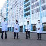 Médico Egresado UNCP Gana Premio Kaelin por Protocolo de Investigación en Uso de Ivermectina para el Tratamiento de Pacientes con Coronavirus COVID-19
