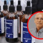 """Dr. Fernández de Laboratorios Farvet: """"Si más peruanos tomaran ivermectina, habría menos casos de COVID-19"""""""