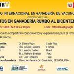 FONDGICARV: Congreso Internacional Virtual de Ganado Vacuno de Carne