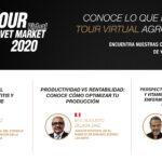 """""""Tour Virtual Agrovet Market, décimo año impartiendo conocimiento"""""""