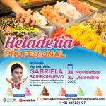 Curso On Line: Heladería Profesional