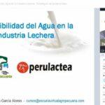 Agua en la industria lechera - Estrategia de Sostenibilidad