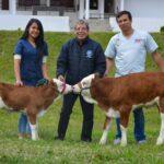 UNTRM Logra Clonar Vaca Alemana Mediante Técnica de Vitrificación