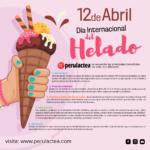 Hoy 12 de Abril se Celebra el Día Internacional del Helado