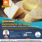 Webinar Gratuito - Radiografía del Queso: química, bioquímica, tecnología y microbiología
