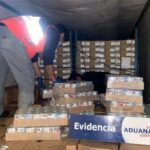 Aduana de Arica Descubre 936 Tarros de Leche Evaporada de Contrabando en Control Preventivo