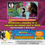 Videoconferencia - Tendencias y Desafíos de la Industria del Helado para el 2022: Oportunidades o Amenazas