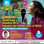 Webinar Gratuito - Tendencias y Desafíos de la Industria del Helado para el 2022: Oportunidades o Amenazas