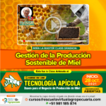 Master Class: Gestión de la Producción Sostenible de Miel